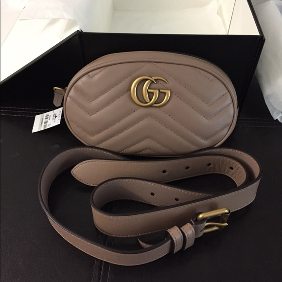 c41d14b0fa179c Gucci Bags | Nwt Fanny Pack Belt Box Papers | Poshmark